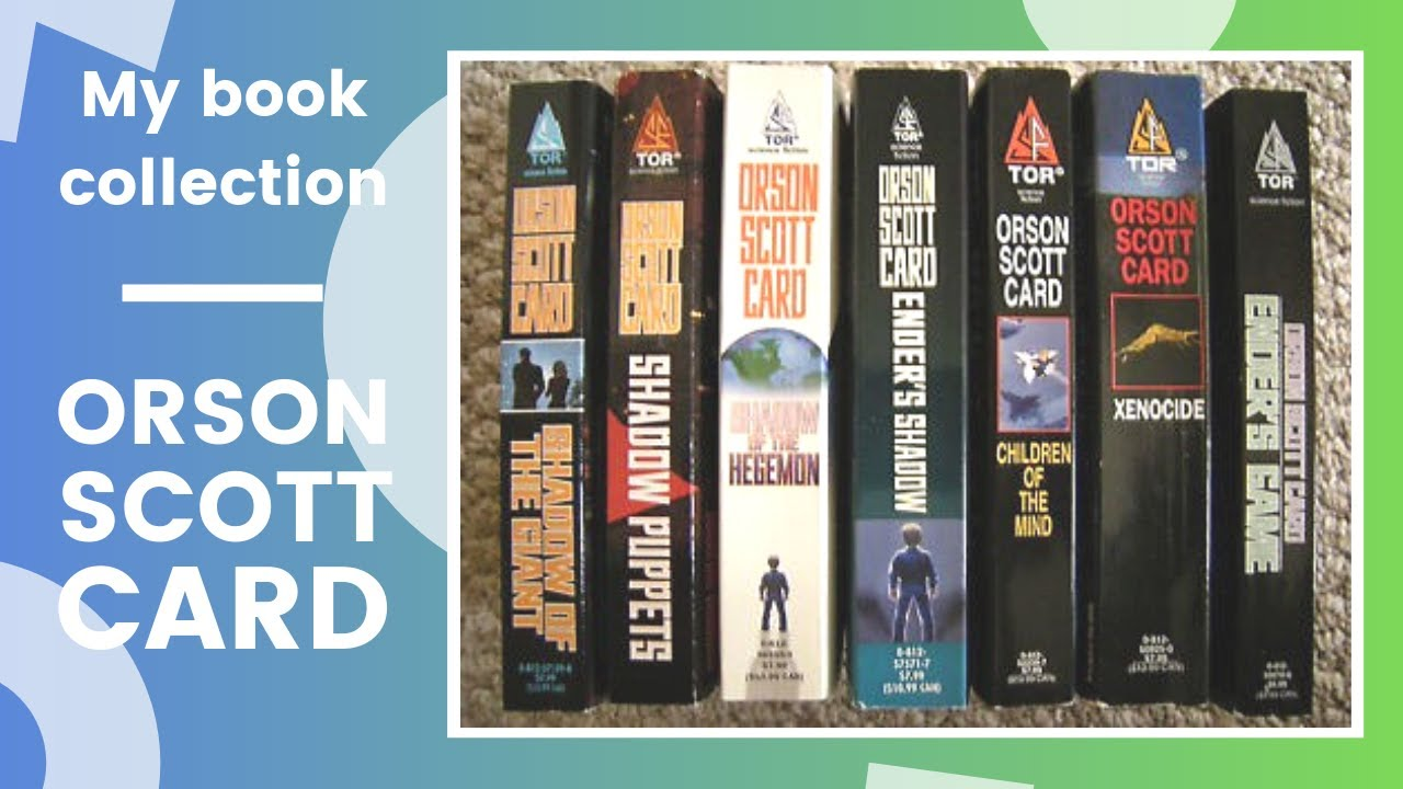Download My Book Collection   Orson Scott Card