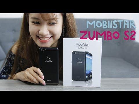 Điện thoại selfie đẹp, giá rẻ: Mobiistar Zumbo S2