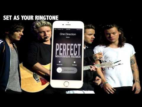 One Direction Perfect Marimba Remix Ringtone
