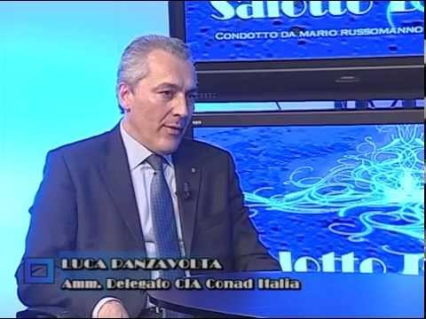 Il vicepresidente di Legacoop Romagna Luca Panzavolta a ...