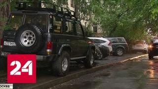 """В защиту газонов: """"Помощники Москвы"""" научат парковаться"""