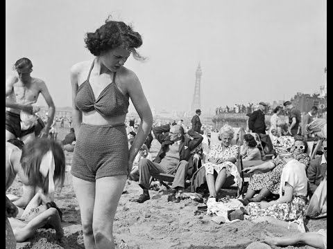 The British Summer  photographs from the 1950s