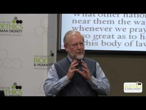 Willem VanGemeren, PhD - The Old Testament & Justice