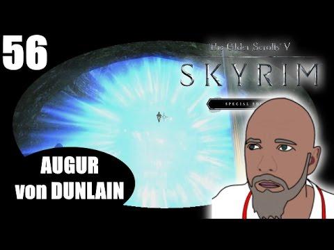 AUGUR von DUNLAIN ✿ Skyrim Special Edition ✿ 056 ✿ Let's Play German Deutsch Walkthrough Facecam