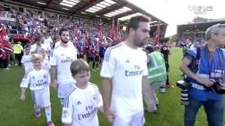 Cristiano Ronaldo Vs Bournemouth Away (English Commentary) - 13-14 HD 1080i By CrixRonnie
