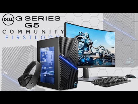 Community First Look: Dell G-Series G5 Desktop