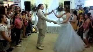 ЛеМаксДанс. Свадебный танец в Орехово-Зуево. Свадебный переполох 2013.