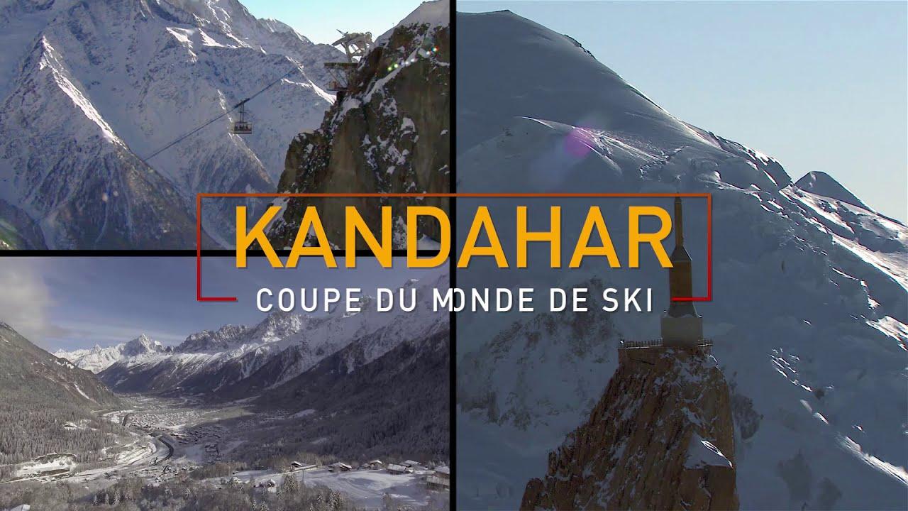 Teaser Coupe du Monde de ski alpin Chamonix - Kandahar 2021