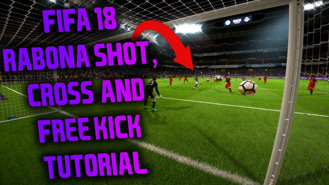 Fifa 18 fancy passing and shooting tutorial patch fifa manager 2010 portugues