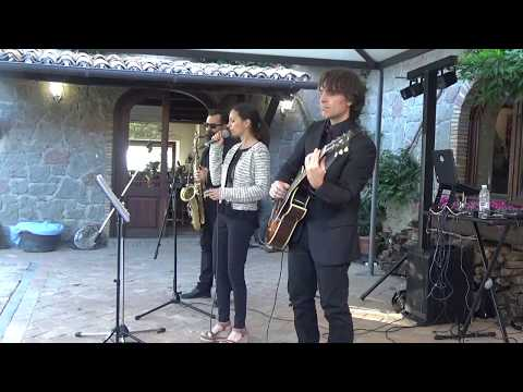 Girl from Ipanema - I Giardini di Ararat wedding music Rome - musica matrimonio Roma