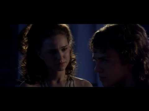 Anakin Tells Padme About His Nightmares 1080 Hd Eng Sub Star