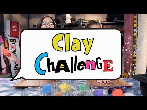 Clay Challenge   Bizaardvark   Disney Channel