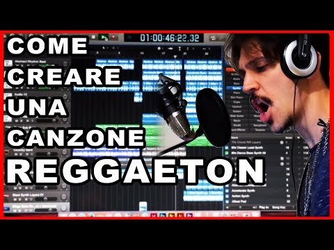 COME CREARE UNA CANZONE REGGAETON.. SENZA ALCUN TALENTO -- Tutorial