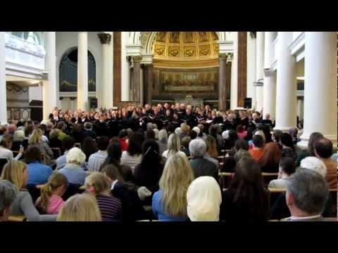 My way - West London Choir, South London Choir, Brighton City Singers