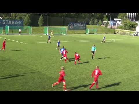 Nasjonal turnering G15 2/9 2017: Stabæk – Aalesund