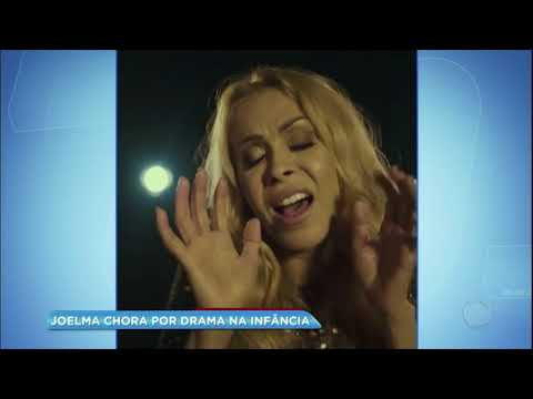 Hora da Venenosa: Joelma chora ao relembrar que a mãe foi vítima de agressão doméstica