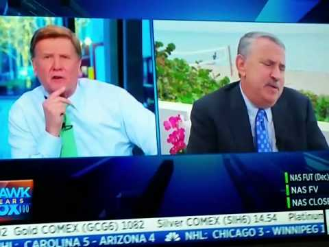Kernen and Friedmen go at each other on CNBC