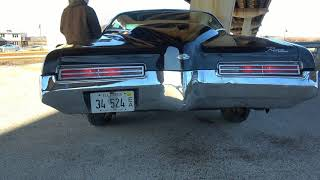 1972 Buick Riviera - Exterior 455 v8  exhaust