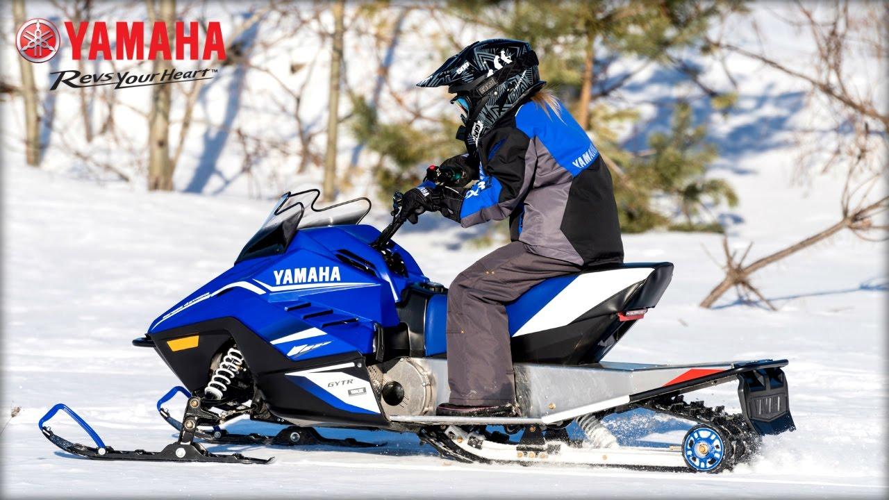 2018 Yamaha Youth Series Snowmobiles