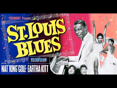 St Louis Blues (Complete Movie) Nat King Cole - Eartha Kitt