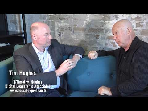 "TALKING SALES 210: ""Social Selling takes very little time"" - Tim Hughes"