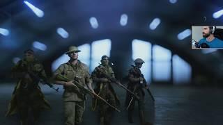 Battlefield V #21 - Wielkie Operacje Streamerów GRA 4 (ucięta)