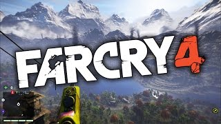 far cry 4 helicopter map size early fc4 access part 3