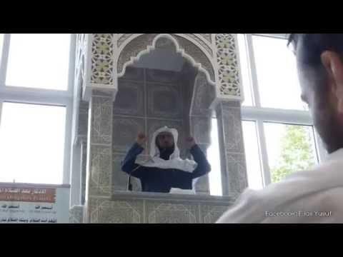 ID Fest in der Al Muhajirin Moschee Bonn - Brühler Straße