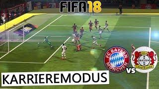 FC BAYERN vs BAYER LEVERKUSEN | FIFA 18 Karrieremodus #05