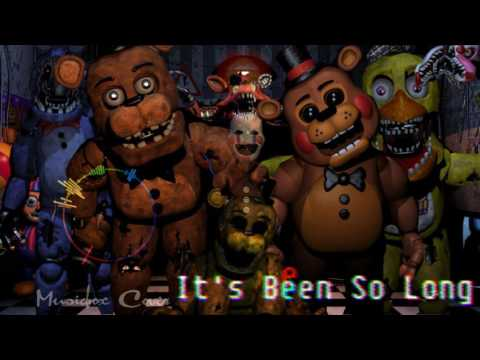 [Music box Cover] Five Nights at Freddy's 2 - Its Been So Long