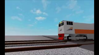 ROBLOX: Trains in Indonesia 2