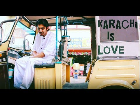 Hassan - Karachi is Love (Official Music Video)