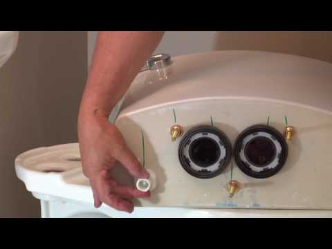 Installing The American Standard ActiClean Toilet