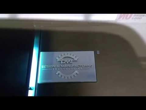 3D Printing (DMT)  Design & Manufacturing Technologies Department Logo (AM)