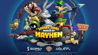 Looney Tunes World of Mayhem (Forest Chapter: Battle 1 - 10) Gameplay | Android Role Playing Game