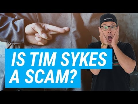 Is Tim Sykes a Scam?