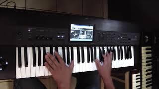 "Crumb - Nina ""Cover Piano"""
