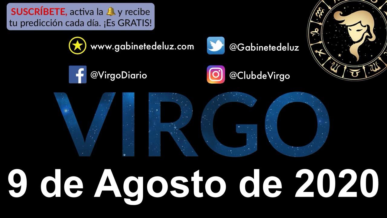 Horóscopo Diario - Virgo - 9 de Agosto de 2020