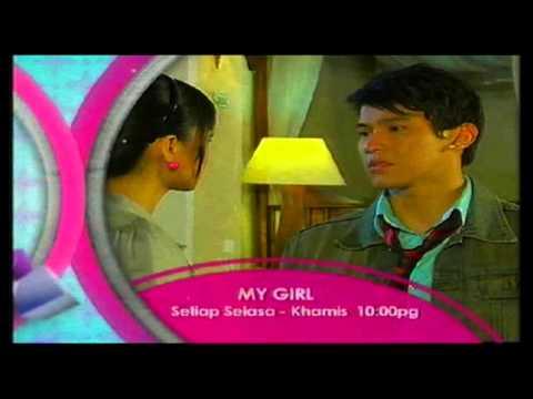 Promo My Girl @ Tv3! (26-28/2/2013) Selasa-Khamis - 10 pagi