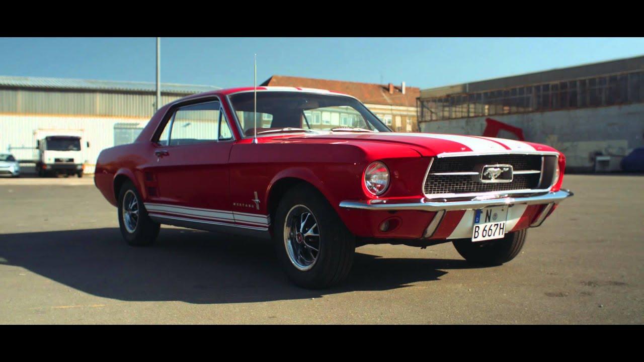 Ford Mustang 1967 Leihen