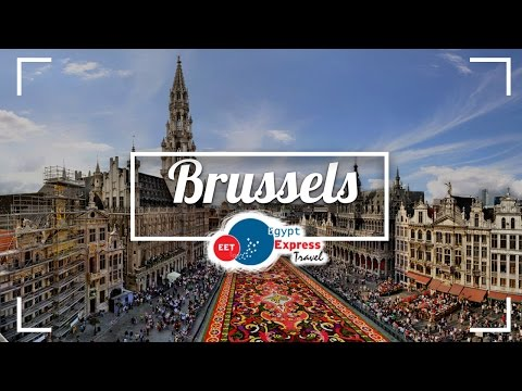 Top 10 Sights in Brussels - Belgium