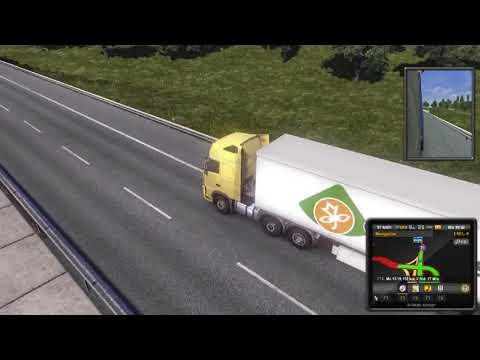 Euro Truck Simulator Jea