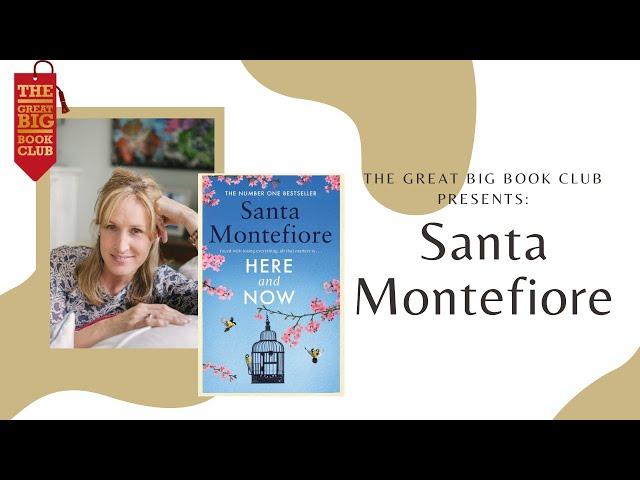 Author of the Week: Santa Montefiore