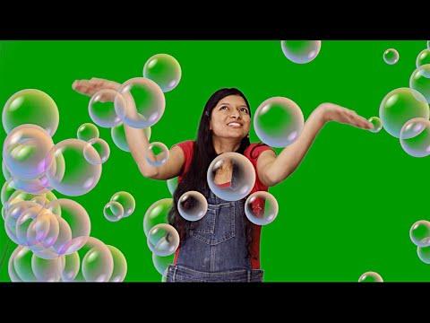 water-bubbles-green-screen-video