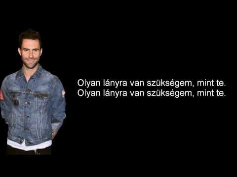 Maroon 5 - Girls Like You ft. Cardi B (magyar felirattal)
