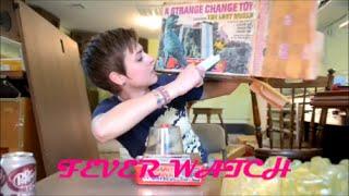 STRANGE CHANGE TIME MACHINE -- FEVER WATCH: Episode 13