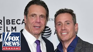 CNN corruption: Report says Chris Cuomo took part in strategy calls with brother