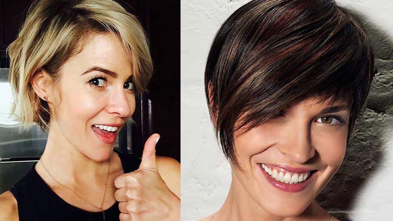 Cortes de cabello corto tendencia 2017 ♛ Los Mejores ♥ Moda para ...