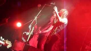 Amorphis live @ Bochum, 06.11.2013