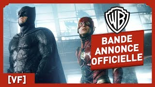 Justice League - Bande Annonce Officielle Héros (VF)